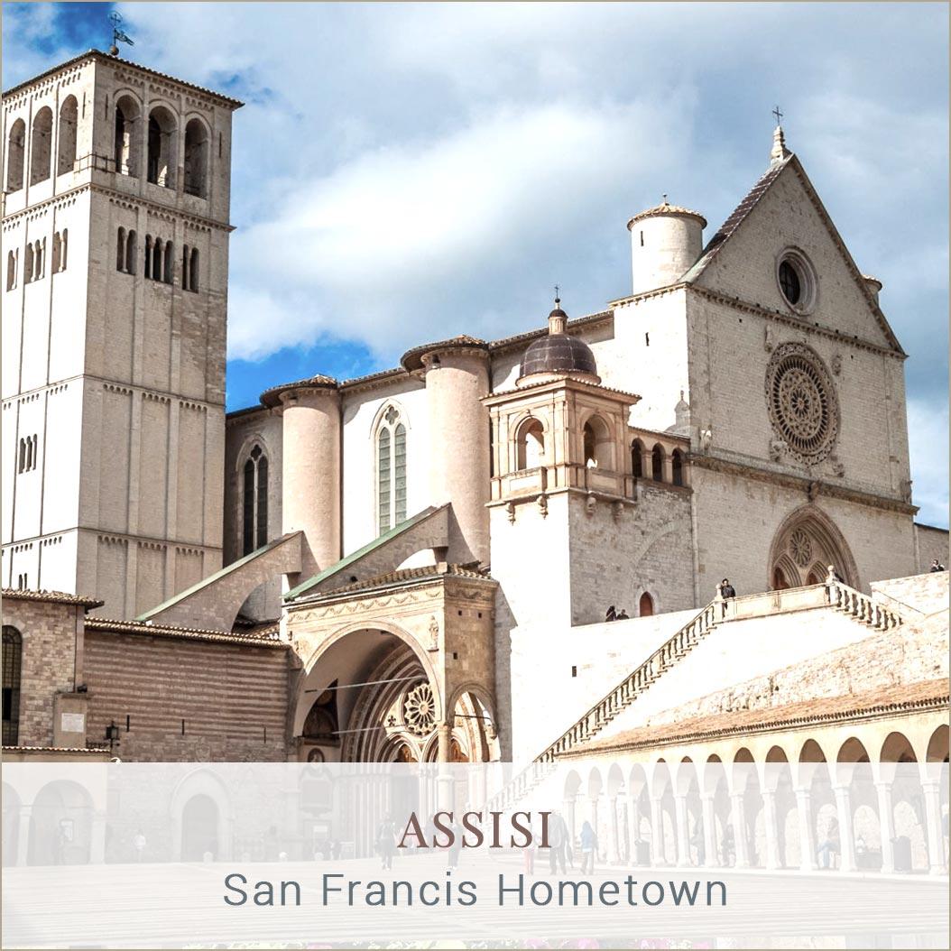 Assisi - San Francis Hometown